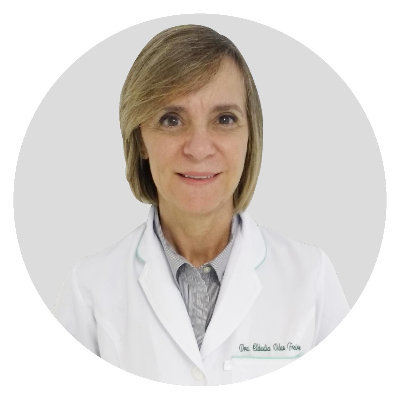 Dra. Cláudia Maria Vilas Freire